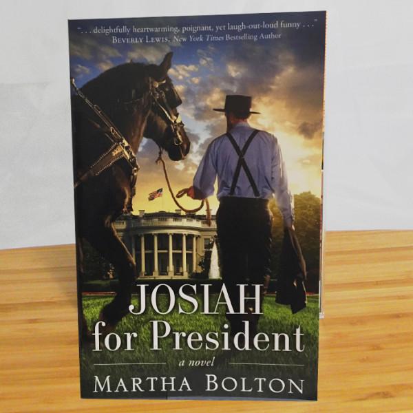 """""""Josiah for President"""""""