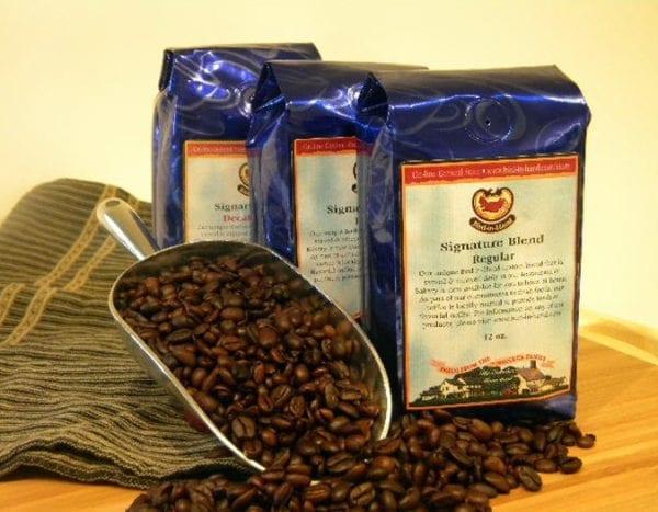 Whole Bean Caffeinated