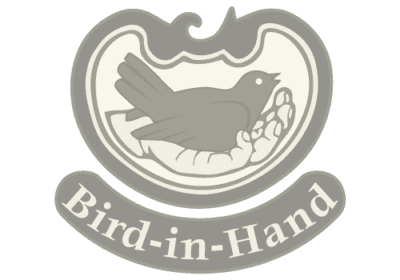 Bird-in-Hand Transparent Logo