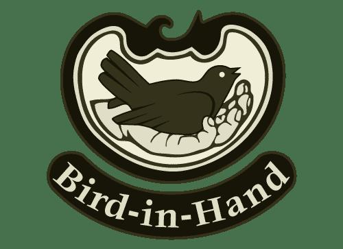 Bird-in-Hand Transparent Logo