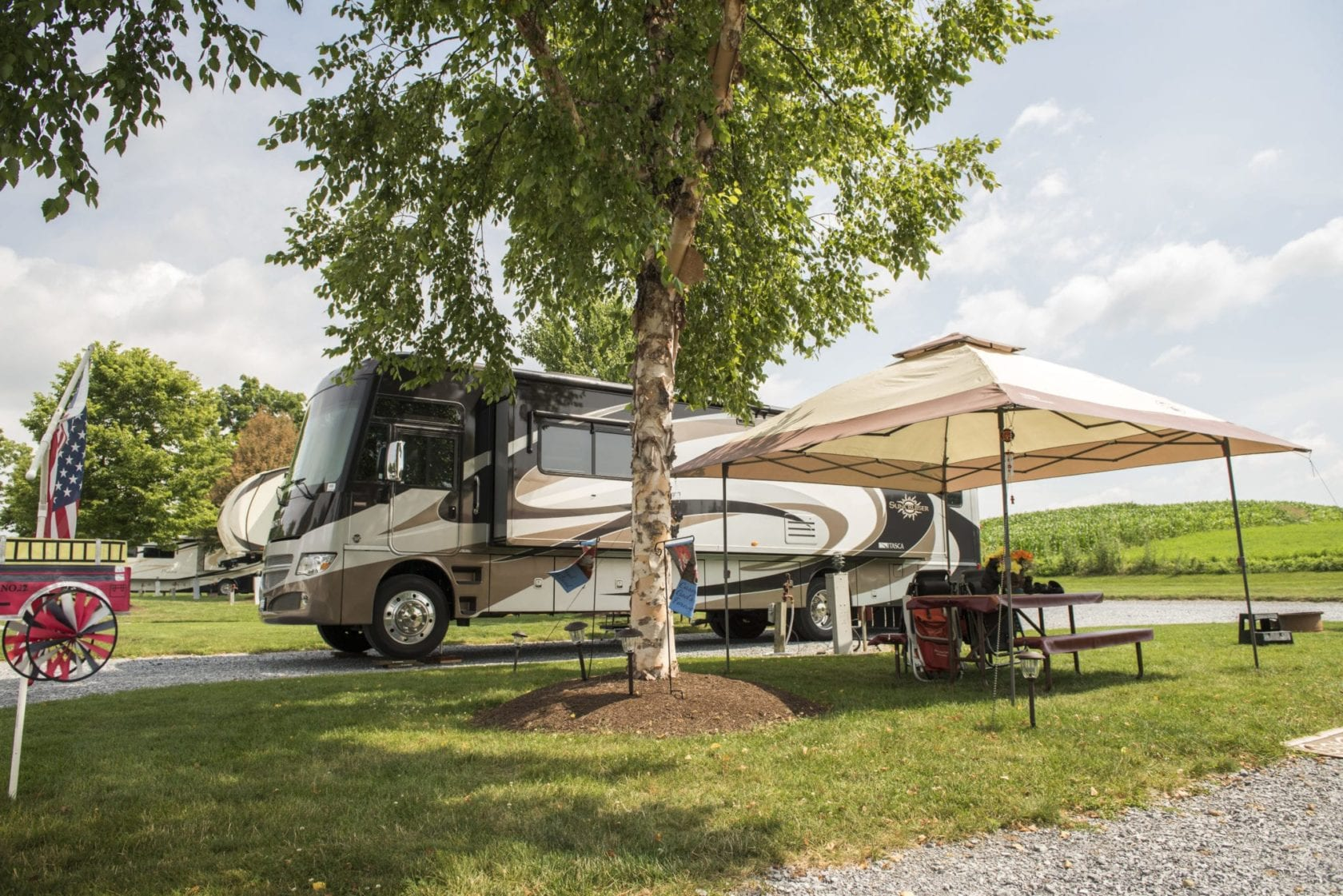Country Acres Campground - RV Park, Cabins, Tent Camping