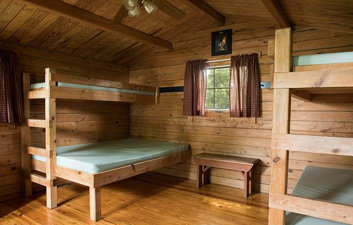 Cabin, Interior