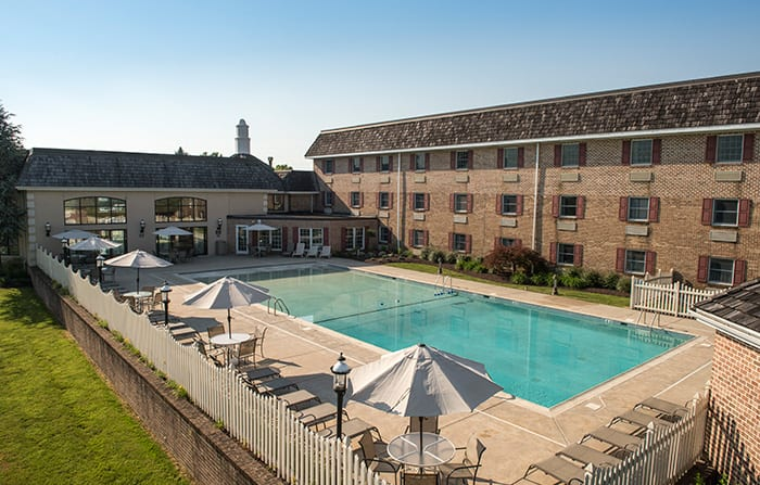 Resort in Lancaster, PA with 3 Pools