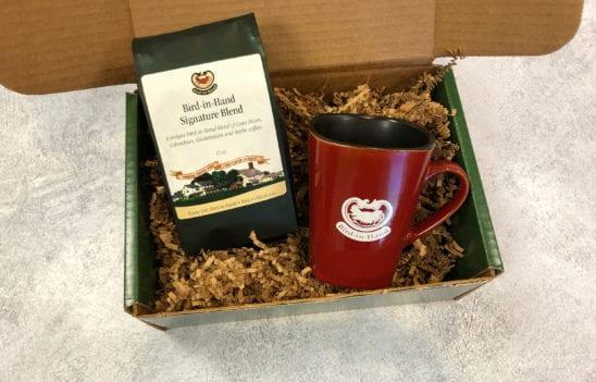 Bird-in-Hand Coffee Break Gift Set