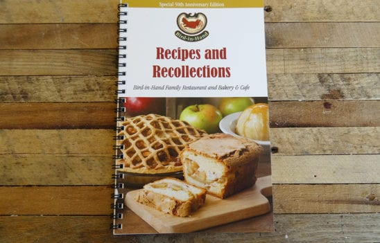"""Recipes and Recollections"" Cook Book"