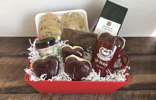 Heart's Delight Gift Tray