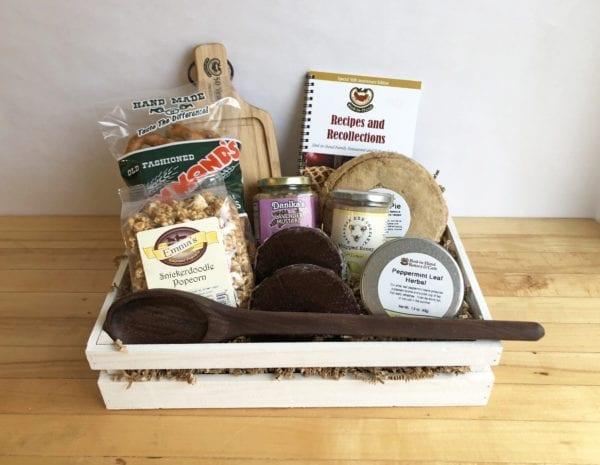 Winter Comfort Gift Crate