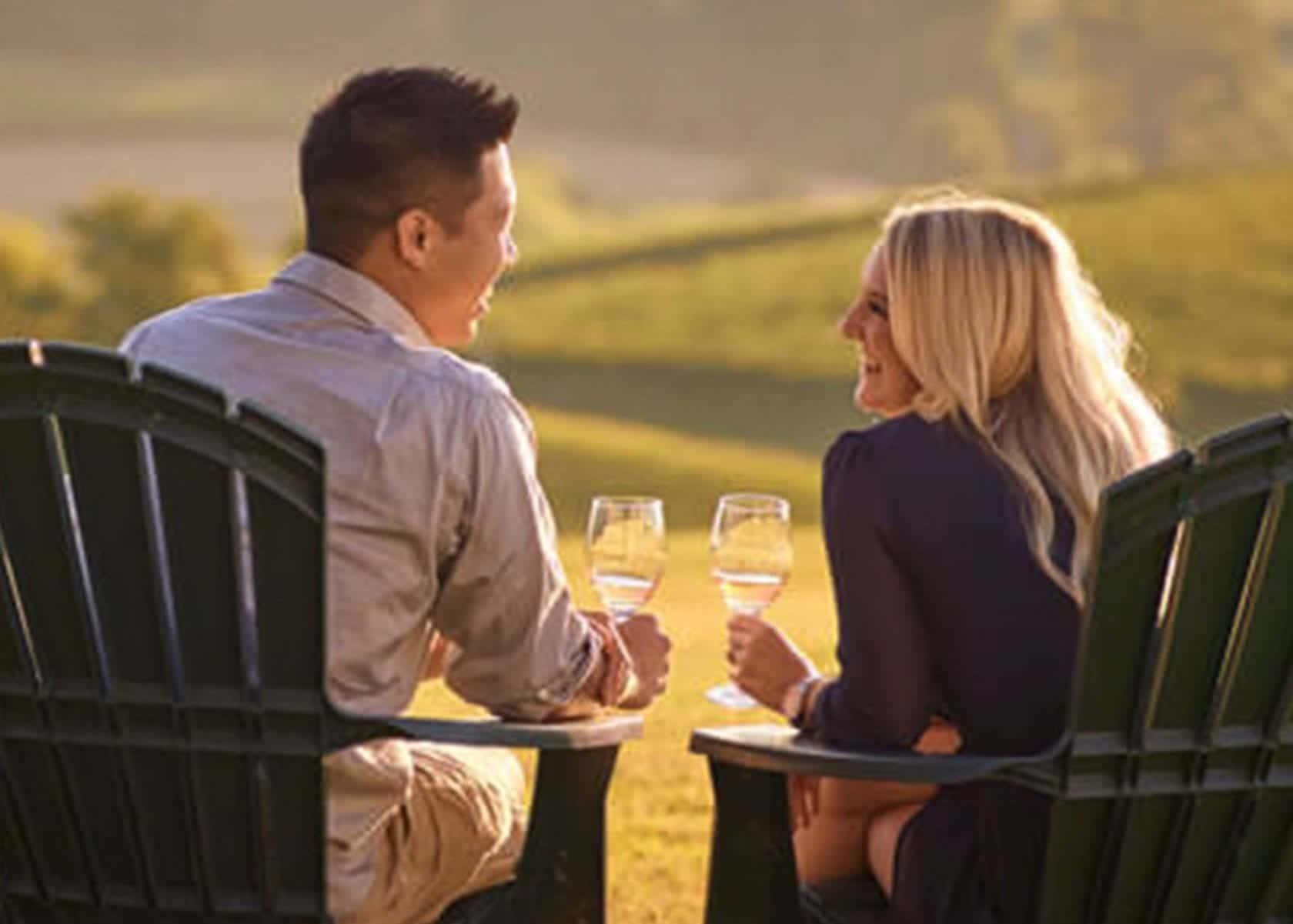 Wine tasting in Lancaster County