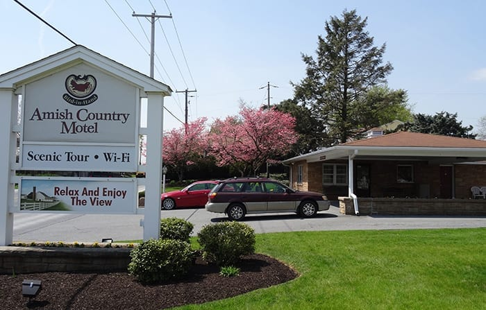 Amish Country Hotel in Lancaster County, PA