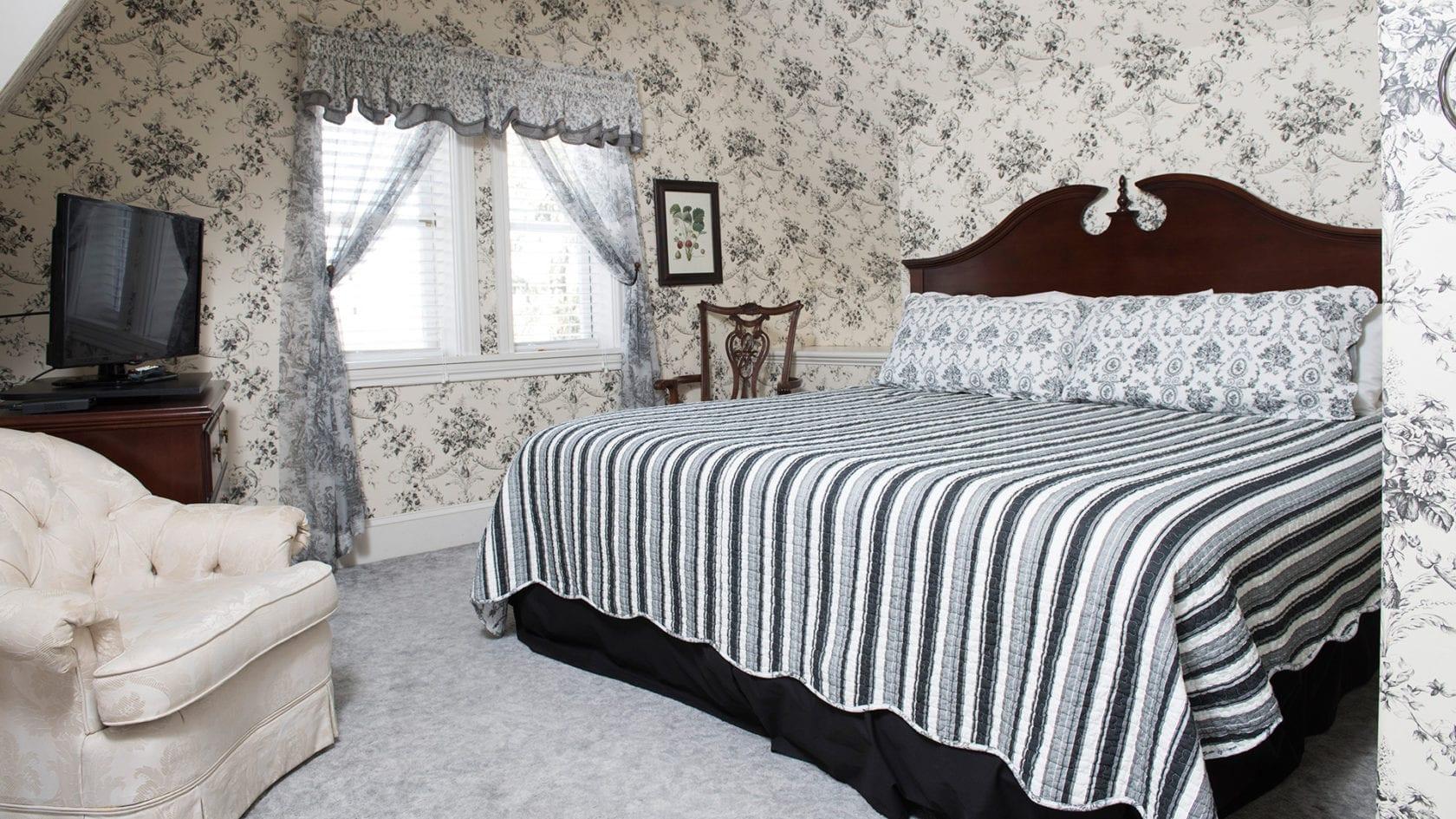 Brubaker Suite Bedroom