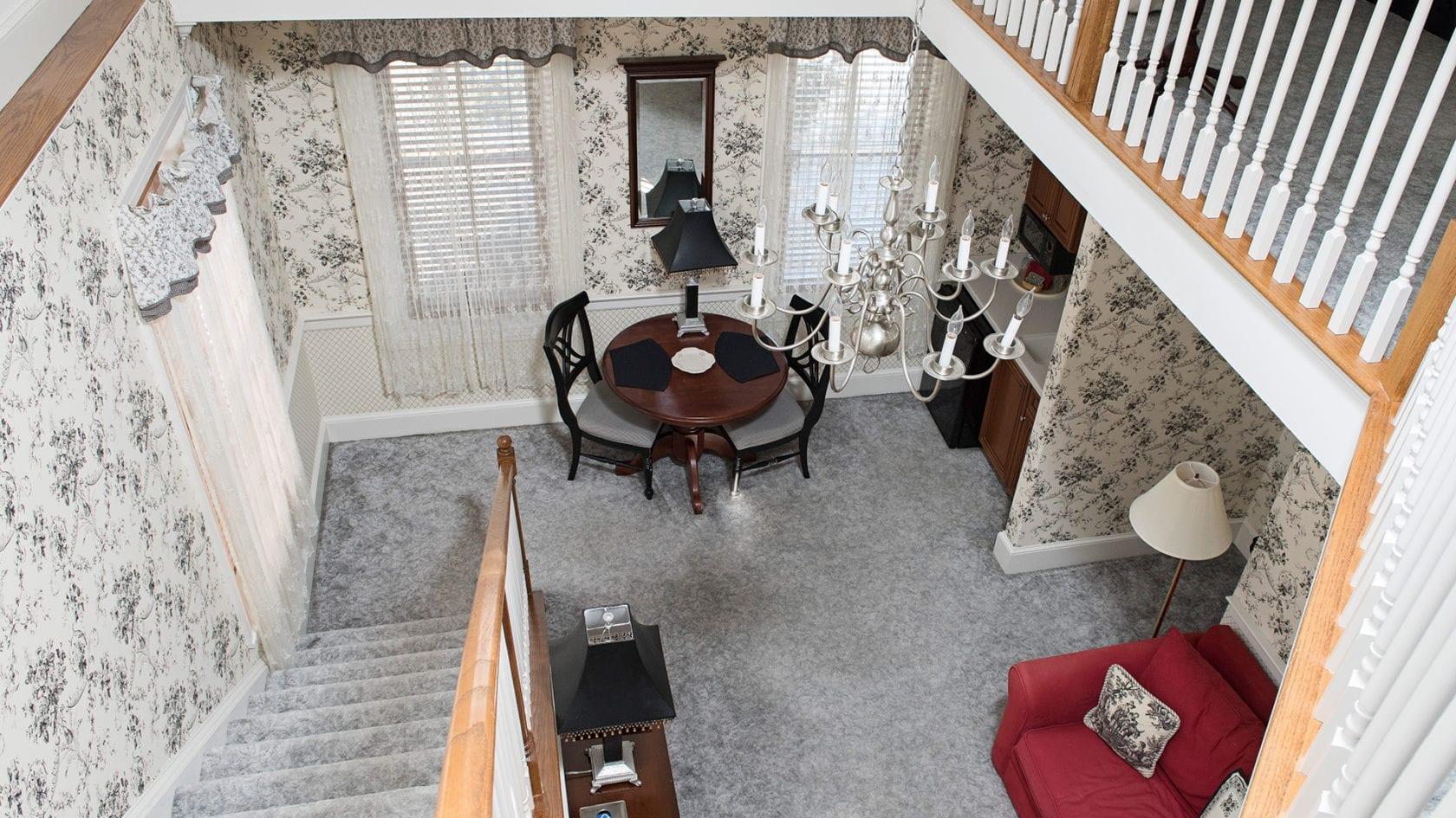 Brubaker Suite Upper View