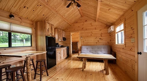 Cabin Area Country Acres