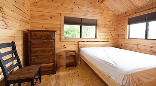 Cabin Bed Area