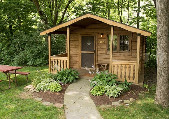 Cabin at Country Acres