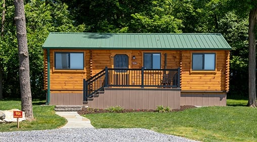 Deluxe Cabin Country Acres
