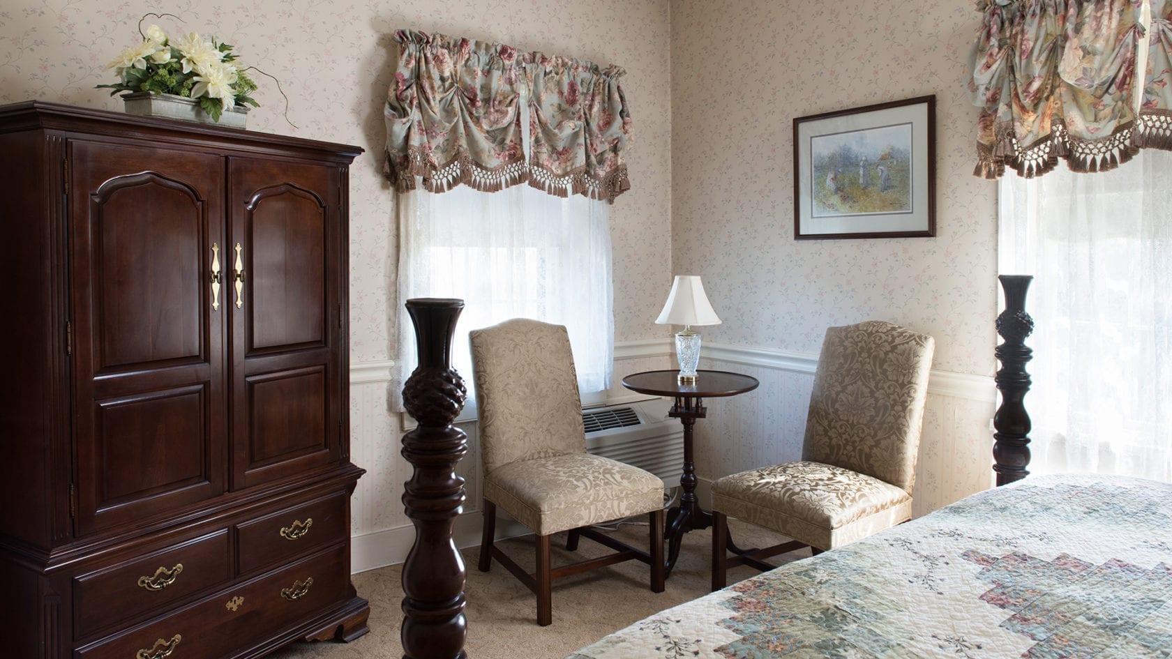Haefner Room Living Area
