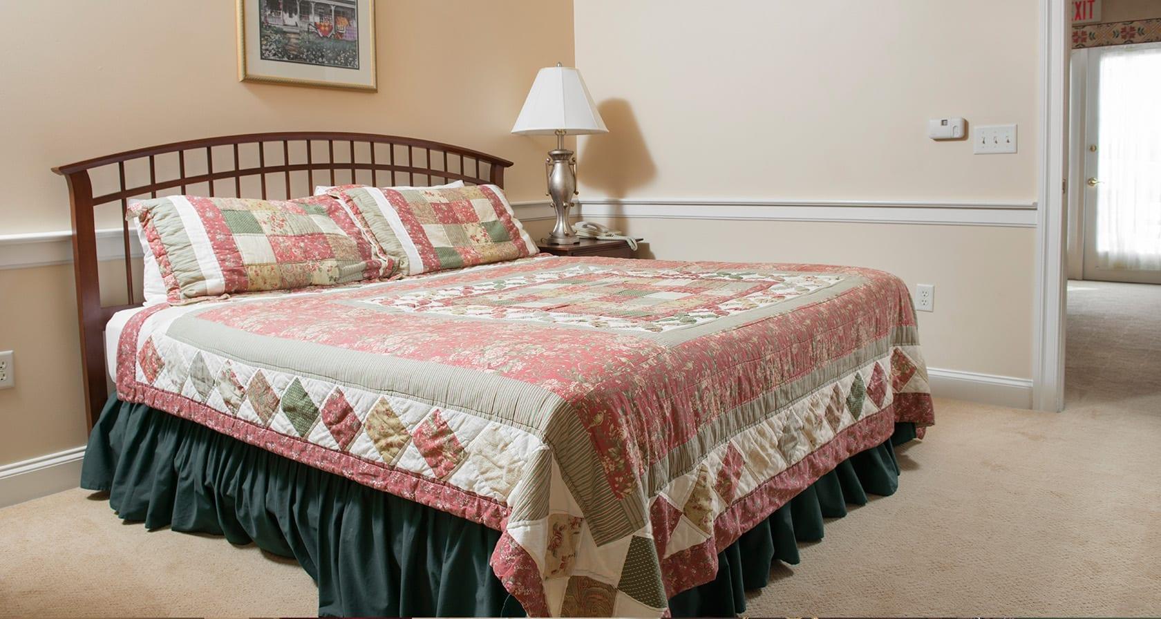 Hostetter Bed