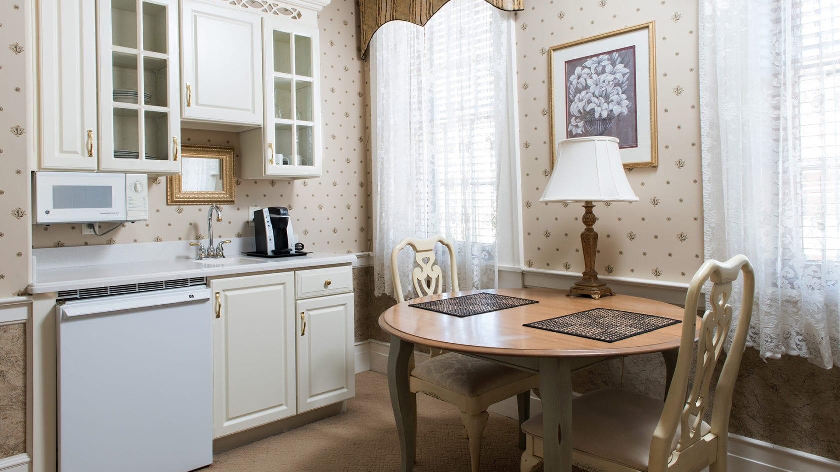 Kenner Suite Kitchen