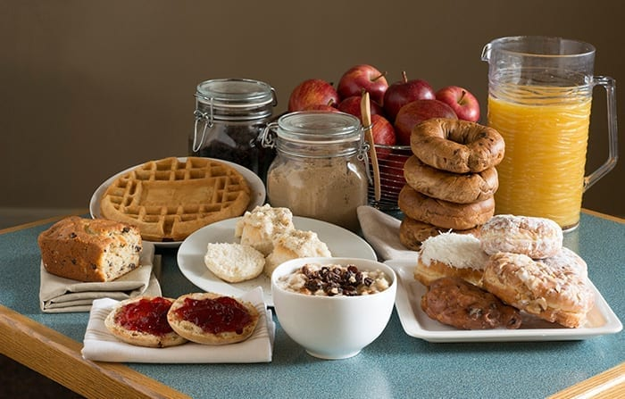 Lancaster Hotels with Free Breakfast