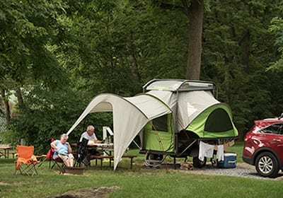 Popup Tent Country Acres