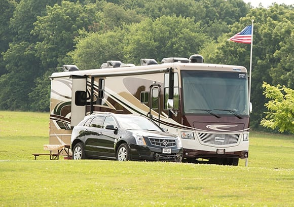 RV at Country Acres
