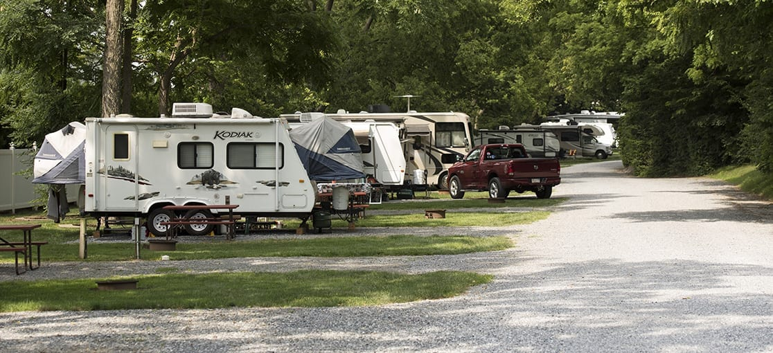 RV in Country Acres