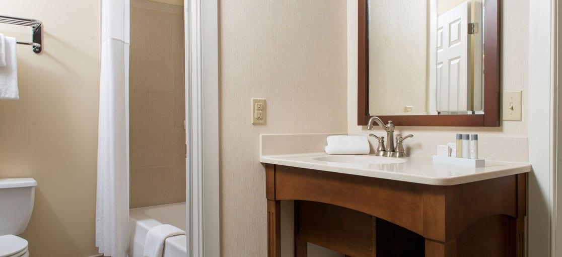 Resort Restrooms near Lancaster, PA