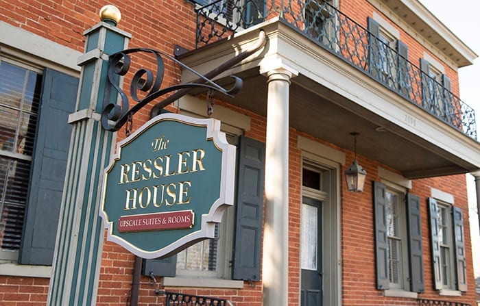 Ressler House at Family Inn