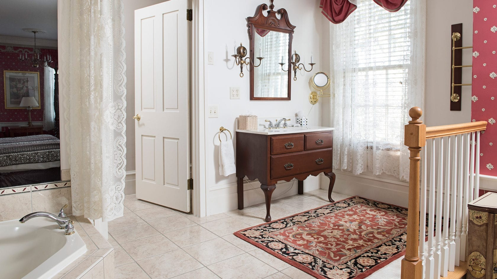 Ressler Suite Bath