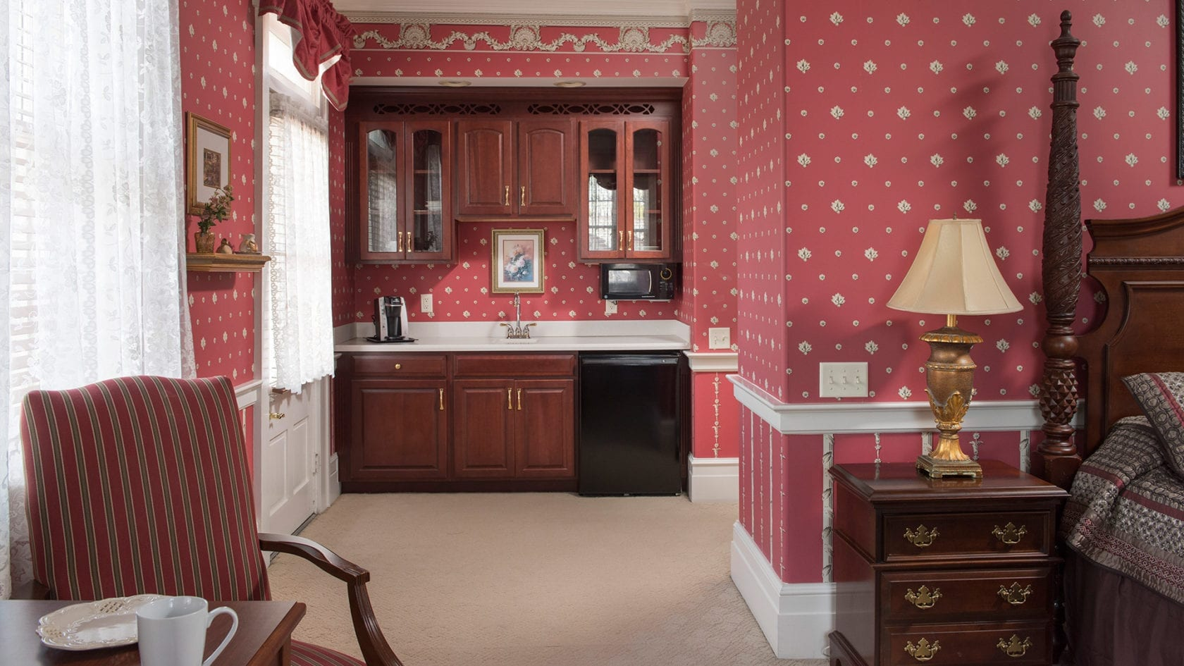 Ressler Suite Vanity Area