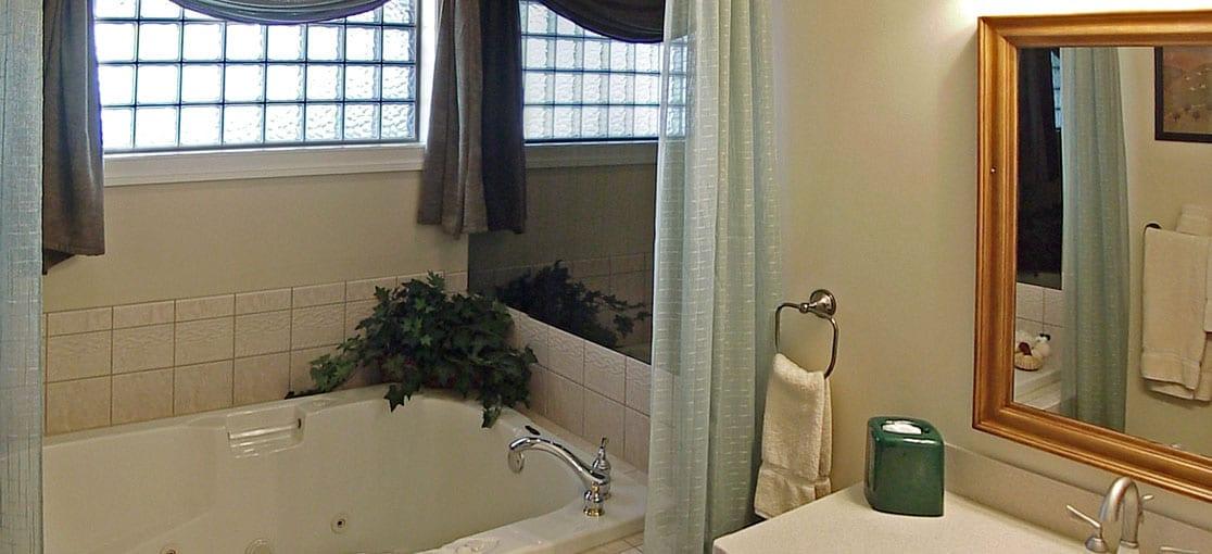 Show Suite Bathroom