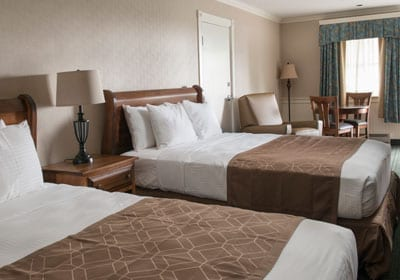 Two Room Village Suite
