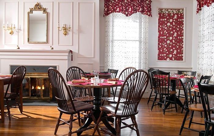 Village Inn Breakfast Room