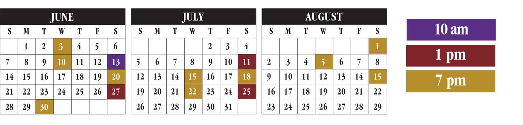 Bag of Dreams - Kids Concert Schedule