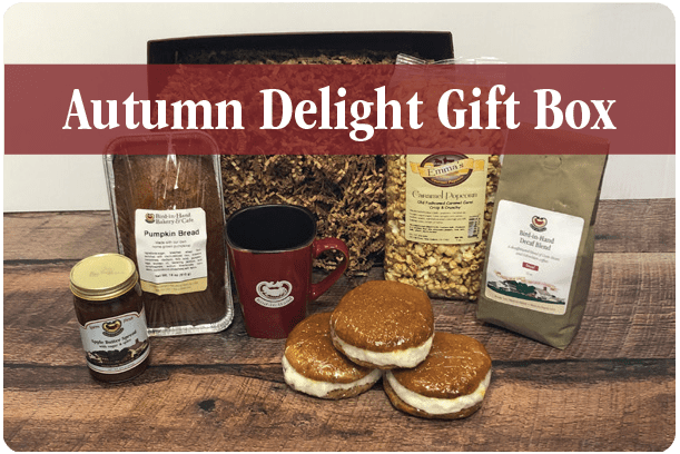 Corporate Gifts:Autumn Delight Gift Box