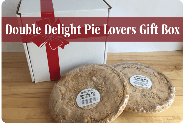 Corporate Gifts: Double Delight Pie Lovers Gift Bopx