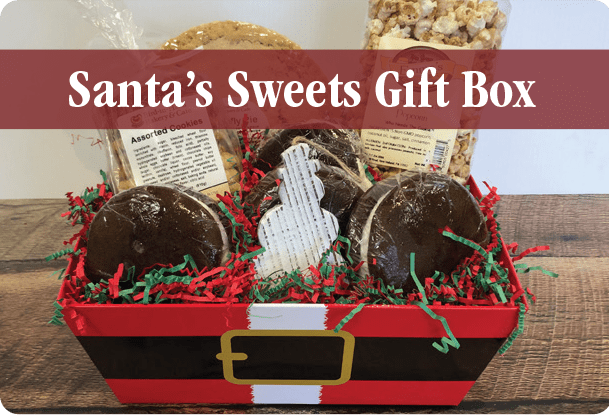Corporate Gifts: Santa's Sweets Gift Box