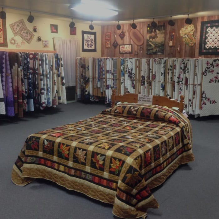 Fisher's Quilts Shopping in Lancaster, PA
