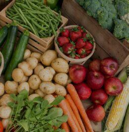 Farm Fresh Food in Lancaster County