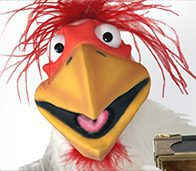 Live Entertainment in Lancaster, PA Cast: Randy the Rooster (Puppet)